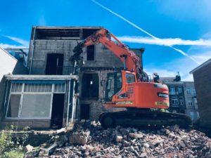 annexe verviers demolition maison de maitre