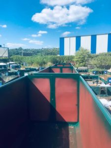 container conteneur liege seraing belgique 30 metre cube