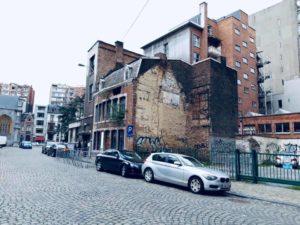 demolition liege
