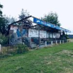 stade football romsee tribune fleron liege
