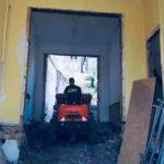 demolition namur