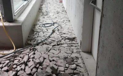 Legros démolition réalise tous vos travaux de déconstruction manuels